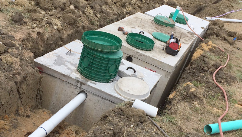 Installation & System Conversions - A&M Septic